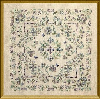Blossom Time - Cross Stitch Pattern