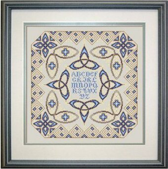 Celtic Beauty - Cross Stitch Pattern