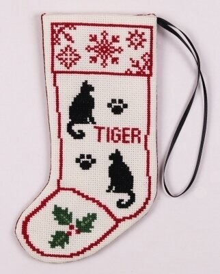 Kitty Cat - Cross Stitch Kit