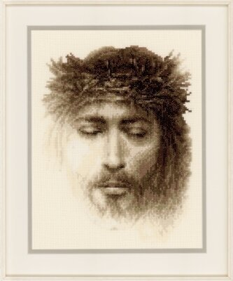 Jesus - Cross Stitch Kit
