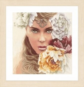 Enchanting Eyes - Cross Stitch Kit