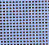 Perforated paper - Sky Blue