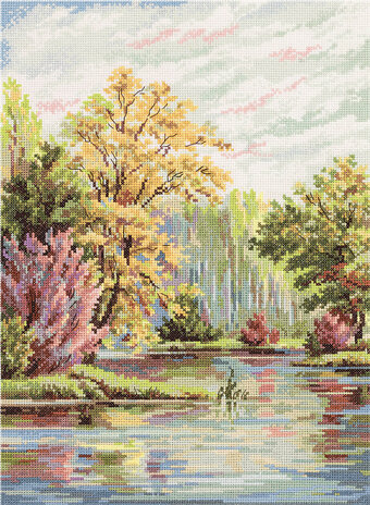 Autumn Tune - Cross Stitch Kit