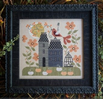 Goody Grimwood - Cross Stitch Pattern