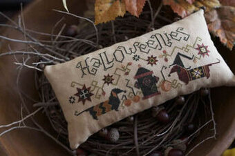 Halloweenies - Cross Stitch Pattern