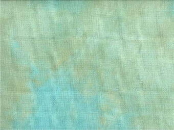 16 Count Lagoon Aida Fabric 8x12