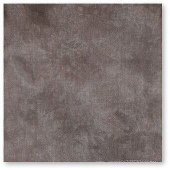 28 Count Barnwood Lugana Fabric 35x52
