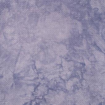 Fabric Flair 16 Count Twilight/Silver Aida Fabric 35x36 - 123Stitch com