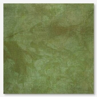 40 Count Swamp Newcastle Linen Fabric 17x26
