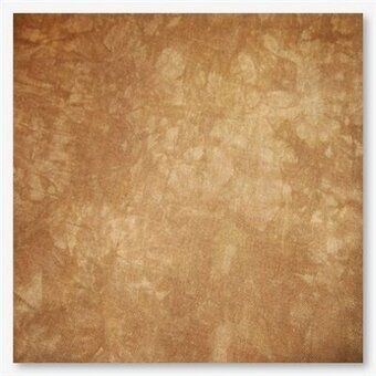14 Count Gingerbread Aida Fabric 12x17