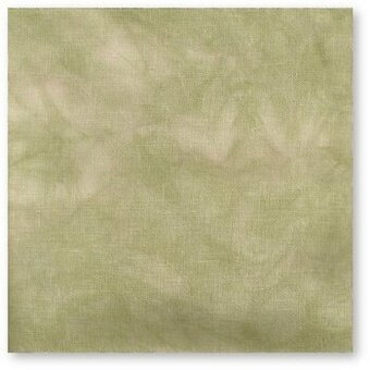 28 Count Pampas Cashel Linen Fabric 17x26