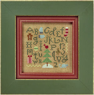 Quick-It Sampling Christmas - Cross Stitch Pattern