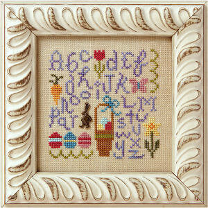 Quick-It Sampling Easter - Cross Stitch Pattern