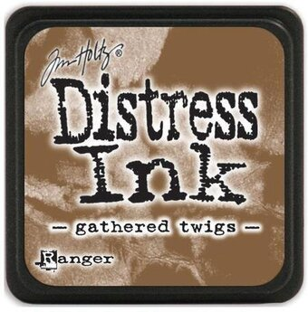 Tim Holtz Distress Mini Ink Pad - Gathered Twigs