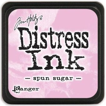 Tim Holtz Distress Mini Ink Pad - Spun Sugar