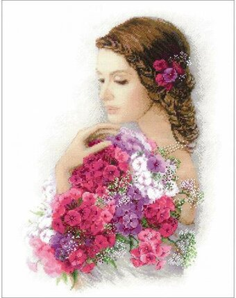 Summer Delight - Cross Stitch Kit