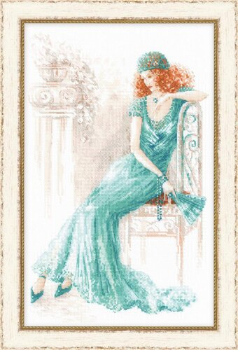 Old Hollywood - Cross Stitch Kit