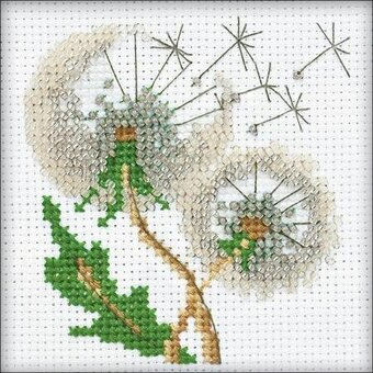 Dandelion Seeds - Cross Stitch Kit