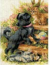 On The Holiday - Cross Stitch Kit