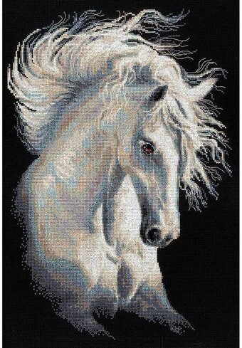 Andalusian Character - Cross Stitch Kit
