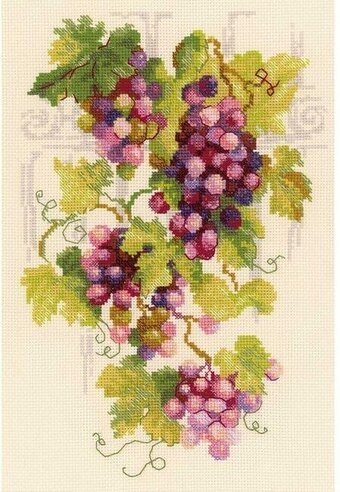 Grapevine - Cross Stitch Kit