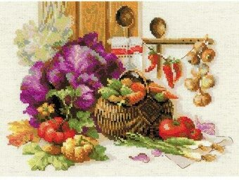 Rich Harvest - Cross Stitch Kit