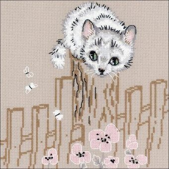 Hunter - Cross Stitch Kit