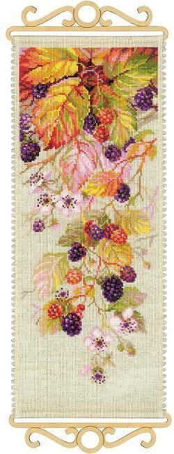 Blackberry - Cross Stitch Kit