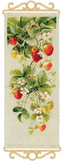 Strawberry - Cross Stitch Kit