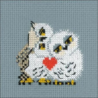 Love - Cross Stitch Kit