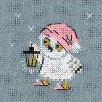 Lantern - Cross Stitch Kit