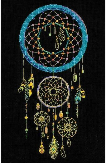 Dream Catcher - Cross Stitch Kit