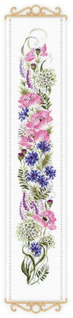 Flower Assortment - Cross Stitch Kit