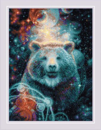 The Great Bear - Cross Stitch Kit