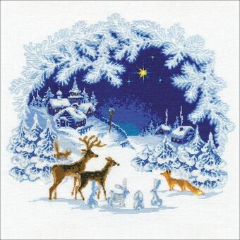 Christmas - Cross Stitch Kit
