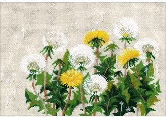 Dandelions - Cross Stitch Kit