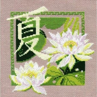 Summer - Cross Stitch Kit
