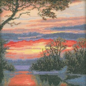 Morning - Cross Stitch Kit