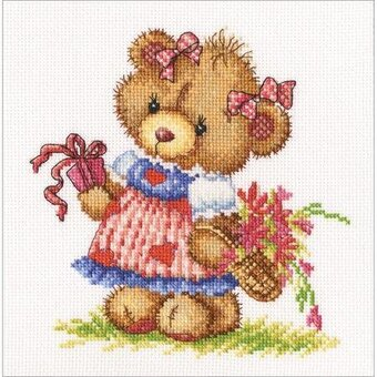 To Make Dreams Come True - Cross Stitch Kit