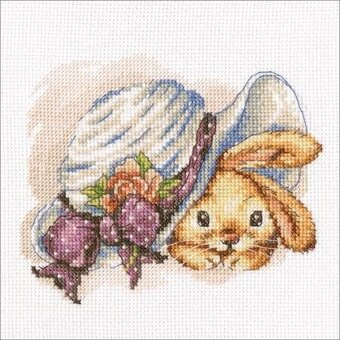 Hide and Seek - Cross Stitch Kit