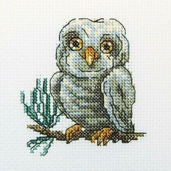 Owlet - Cross Stitch Kit