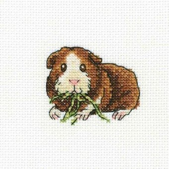 Larky Lucky - Cross Stitch Kit