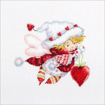 Valentine - Cross Stitch Kit