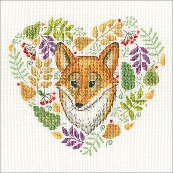 Forest Patterns - Cross Stitch Kit