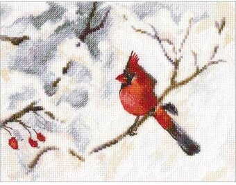 Pearl Morning - Cross Stitch Kit