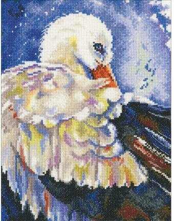 He Brings Good Luck - Cross Stitch Kit