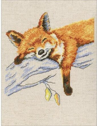 Autumn Dream - Cross Stitch Kit