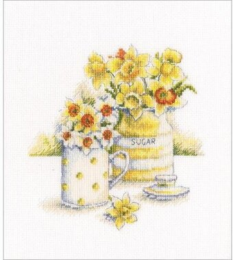 Spring Light - Cross Stitch Kit