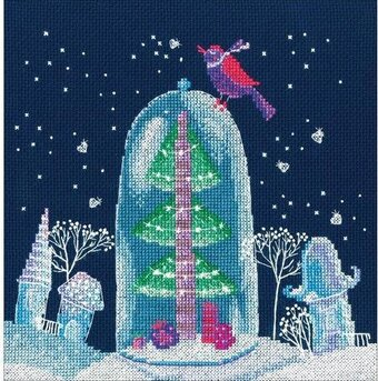 Winter Fairy Tale - Cross Stitch Kit