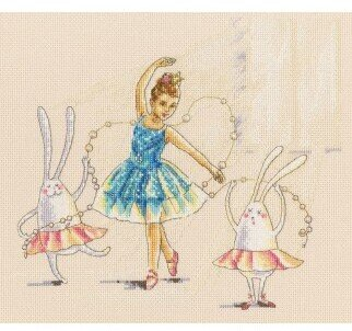 Dancing with Sun Twinkles - Cross Stitch Kit